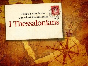 Click to go to 1 Thessalonians sermons