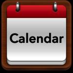 Click to go to calendar