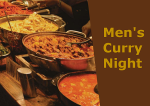 Mens curry night1